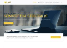 Sunit.com.ua thumbnail