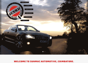 Sunmacautomotive.in thumbnail