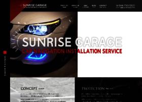 Sunrise-garage.net thumbnail