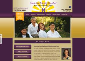 Sunrisefamilydental.net thumbnail