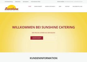 Sunshine-catering.de thumbnail