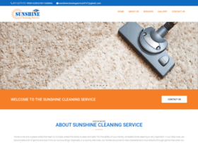Sunshinecleaningservice.in thumbnail