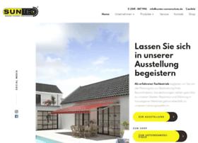 Suntec-sonnenschutz.de thumbnail