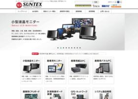 Suntex.co.jp thumbnail