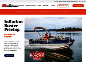 Suntrackerboats.com thumbnail
