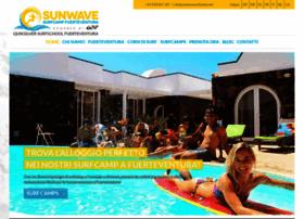 Sunwavesurfcamp.it thumbnail