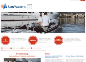 Sunyachts.co.uk thumbnail