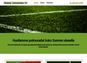 Suomenratahuolto.fi thumbnail