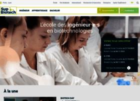 Supbiotech.fr thumbnail