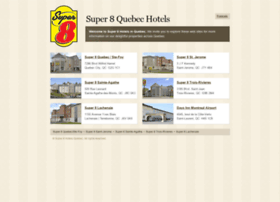 Super8quebec.ca thumbnail