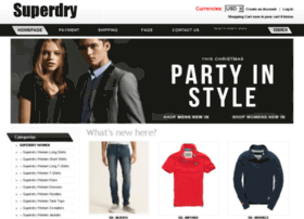 """Superdry often promos """"buy two, get one free"""" on its website, so check for deals like these before heading to a store. Free shipping. Superdry offers free shipping to the UK, USA, Canada, Australia and several other countries."""