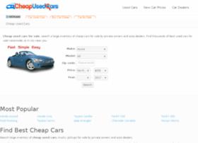 Superdupercars.cheapusedcars.com thumbnail
