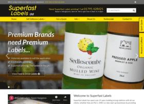 Superfastlabels.co.uk thumbnail
