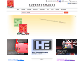 Superformance.co.uk thumbnail