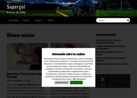 Supergol.com.ar thumbnail