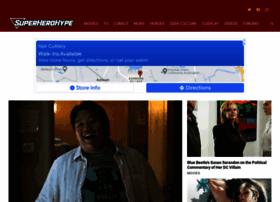 Superherohype.com thumbnail