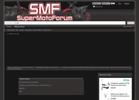Supermotoforum.co.uk thumbnail