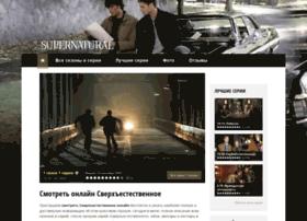 Supernaturalserial.ru thumbnail