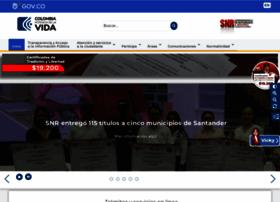 Supernotariado.gov.co thumbnail
