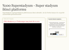 Superstadyum.org thumbnail