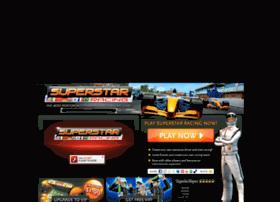 Superstarracing.net thumbnail
