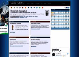 Superstats.dk thumbnail
