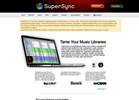 Supersync.com thumbnail