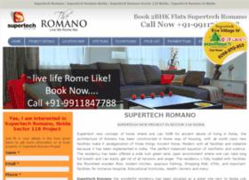 Supertech-romano-noida.in thumbnail
