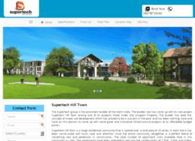 Supertechhilltownsohna.co.in thumbnail