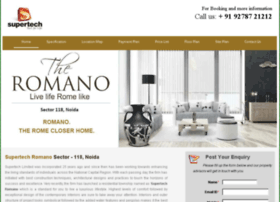 Supertechromanonoida.co.in thumbnail