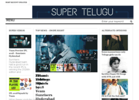 Supertelugu.com thumbnail