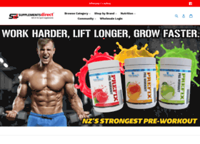 Supplementsdirect.co.nz thumbnail