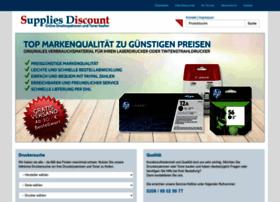 Supplies-discount.de thumbnail