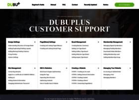 Support.dubuplus.com thumbnail