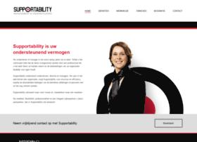 Supportability.nl thumbnail