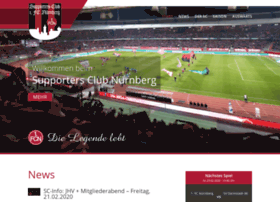 Supporters-club.de thumbnail