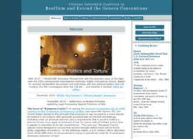 Supportgenevaconventions.org thumbnail