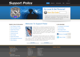 Supportpolice.com thumbnail