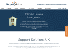 Supportsolutions.co.uk thumbnail