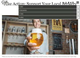 Supportyourlocalbrewery.org thumbnail