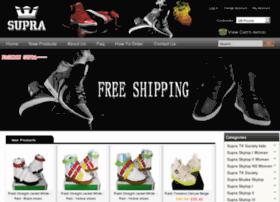Supra-footwear.org.uk thumbnail