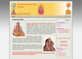 Surasaraswathisabha.org thumbnail