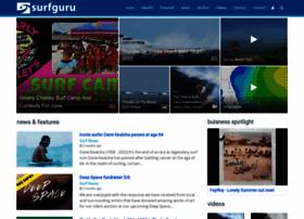 Surfguru.com thumbnail