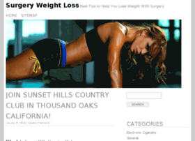 Surgeryweightloss.org thumbnail