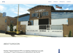 Surgicon-co.com thumbnail