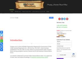 list of carnatic music websites