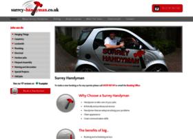 Surrey-handyman.co.uk thumbnail