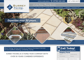 Surreypaving.co.uk thumbnail