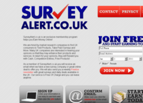 Surveyalert.co.uk thumbnail
