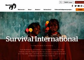 Survivalinternational.org thumbnail